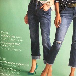 True Boyfriend Jeans - all new!
